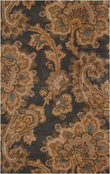 Surya Sea Sea-172 Charcoal Gray Area Rug