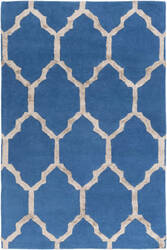 Surya Skyline Skl-2014 Teal / Gray Area Rug