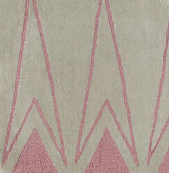 Surya Solid Bold Slb-6821 Ivory / Rose Area Rug