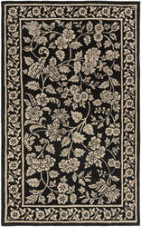Surya Smithsonian Smi-2160 Black Area Rug