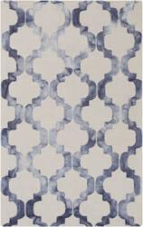 Surya Serafina Srf-2005 Cobalt/ Gray Area Rug