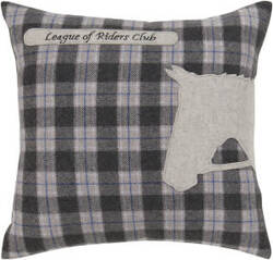 Surya Pillows ST-110 Gray