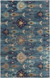 Surya Surroundings Sur-1017 Teal Area Rug