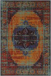 Surya Sonya Sya-1012 Orange Area Rug