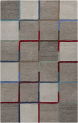 Surya Theory THY-5002 Gray / Blue Area Rug
