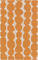 Surya Textila Txt-3013 Burnt Orange Area Rug