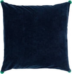 Surya Velvet Poms Pillow Vp-004