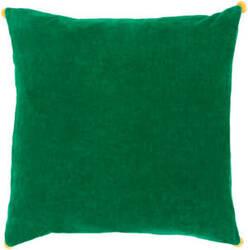 Surya Velvet Poms Pillow Vp-006
