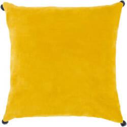 Surya Velvet Poms Pillow Vp-007