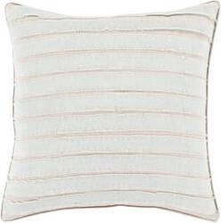 Surya Willow Pillow Wo-006 Gray