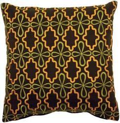Surya Pillows P-0136 Chocolate