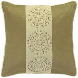 Surya Pillows PBST-428C Green