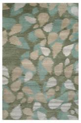 Tibet Rug Company 100 Knot Premium Tibetan Forest Floor  Area Rug