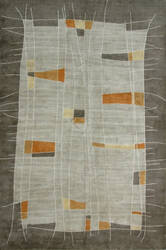 Tibet Rug Company 80 Knot Premium Tibetan Warp And Weft Stone Area Rug