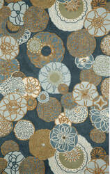 Trans-Ocean Ravella Disco Denim 2064/33 Area Rug