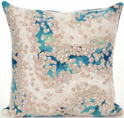 Trans-Ocean Visions Iii Pillow Elements 4126/03 Cool Area Rug