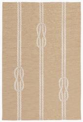 Trans-Ocean Capri Ropes 1636/12 Neutral Area Rug
