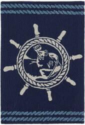 Trans-Ocean Frontporch Seadog 4332/33 Marine Area Rug