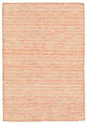 Trans-Ocean Mojave Pencil Stripe Orange Area Rug