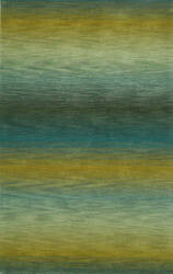 Trans-Ocean Ombre Stripes 9620/04 Ocean Area Rug