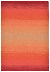 Trans-Ocean Ravella Ombre Orange Area Rug