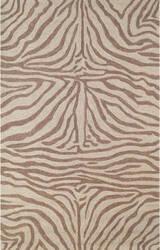 Trans-Ocean Ravella Zebra 2033/19 Brown Area Rug