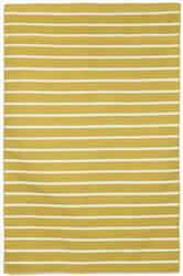 Trans-Ocean Sorrento Pinstripe 6305/09 Yellow Area Rug