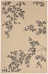 Trans-Ocean Terrace Vine 1752/67 Neutral Area Rug