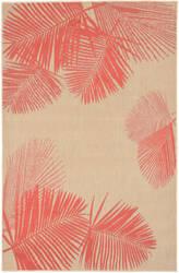 Trans-Ocean Terrace Palm 1792/17 Coral Area Rug