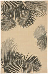 Trans-Ocean Terrace Palm 1792/67 Neutral Area Rug