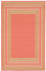 Trans-Ocean Terrace Etched Border 2761/74 Sunset Area Rug