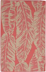 Trans-Ocean Terrace Banana Leaf 2770/27 Sunset Area Rug