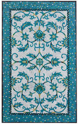 Trans-Ocean Visions Iv Palazzo 4309/03 Azure Area Rug
