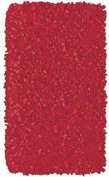 The Rug Market America Kids Shaggy Raggy Red 02215 Red Area Rug