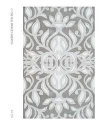 The Rug Market America Rexford Antionette Gray 44258 Grey/silver/white Area Rug