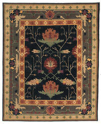 Tufenkian Setana Big Donegal Ebony Area Rug