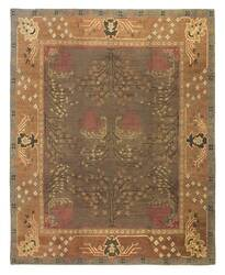 Tufenkian Setana Donegal Branches Tree Rose Area Rug