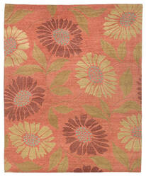 Tufenkian Kotana Flower Power Powder Puff Area Rug