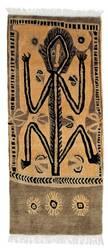 Tufenkian Setana Monkey Gold Area Rug