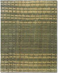 Tufenkian Shakti Rag Weave Greystone Area Rug