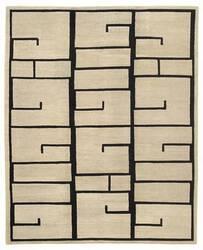 Tufenkian Lama Shanghai Inkline/ Calligraphy Area Rug