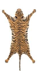 Tufenkian Shakti Tiger Gladys Black Area Rug