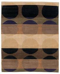 Tufenkian Kotana Total Eclipse Grapevine Area Rug