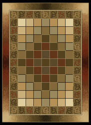 United Weavers China Garden Piazza 27597 Linen Area Rug