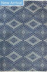 Bashian Artifact A154-Ar114 Navy Area Rug