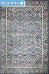 Bashian Charleston C186-Ro76a Grey Area Rug