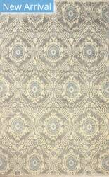 Bashian Heirloom H110-Hr108 Grey Area Rug