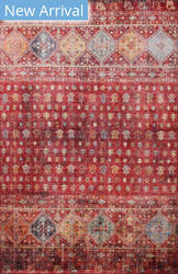 Bashian Impressions I166-Nr106 Rust Area Rug