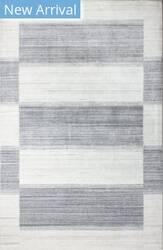 Bashian Terrain I167-Bln29 Ivory - Grey Area Rug