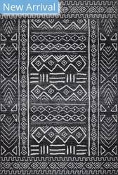 Bashian Mayfair M147-Mr601 Charcoal Area Rug